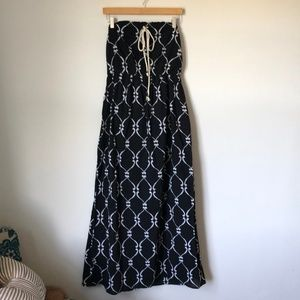 The Gap Strapless Summer Dress NWT